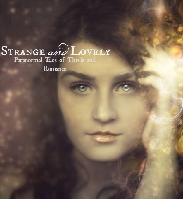Strange and Lovely Cover
