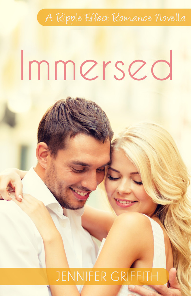 The new and fresh cover for Immersed